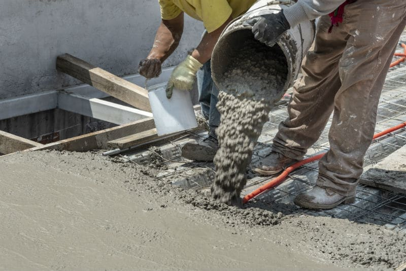 starting a concrete business