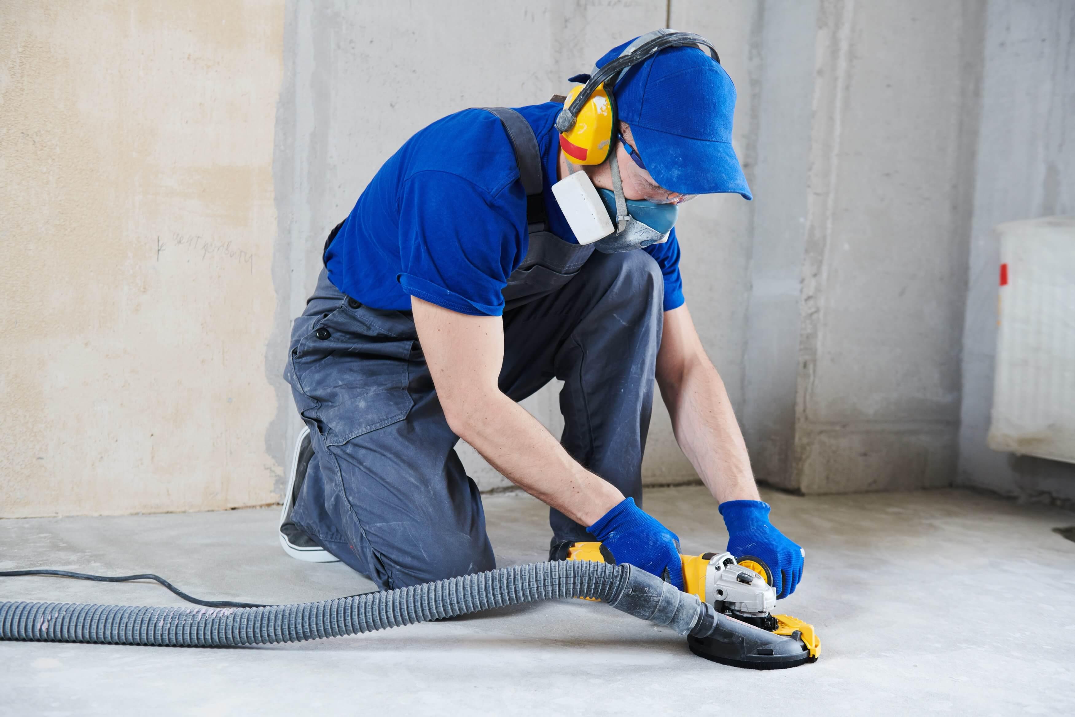 Concrete specialist