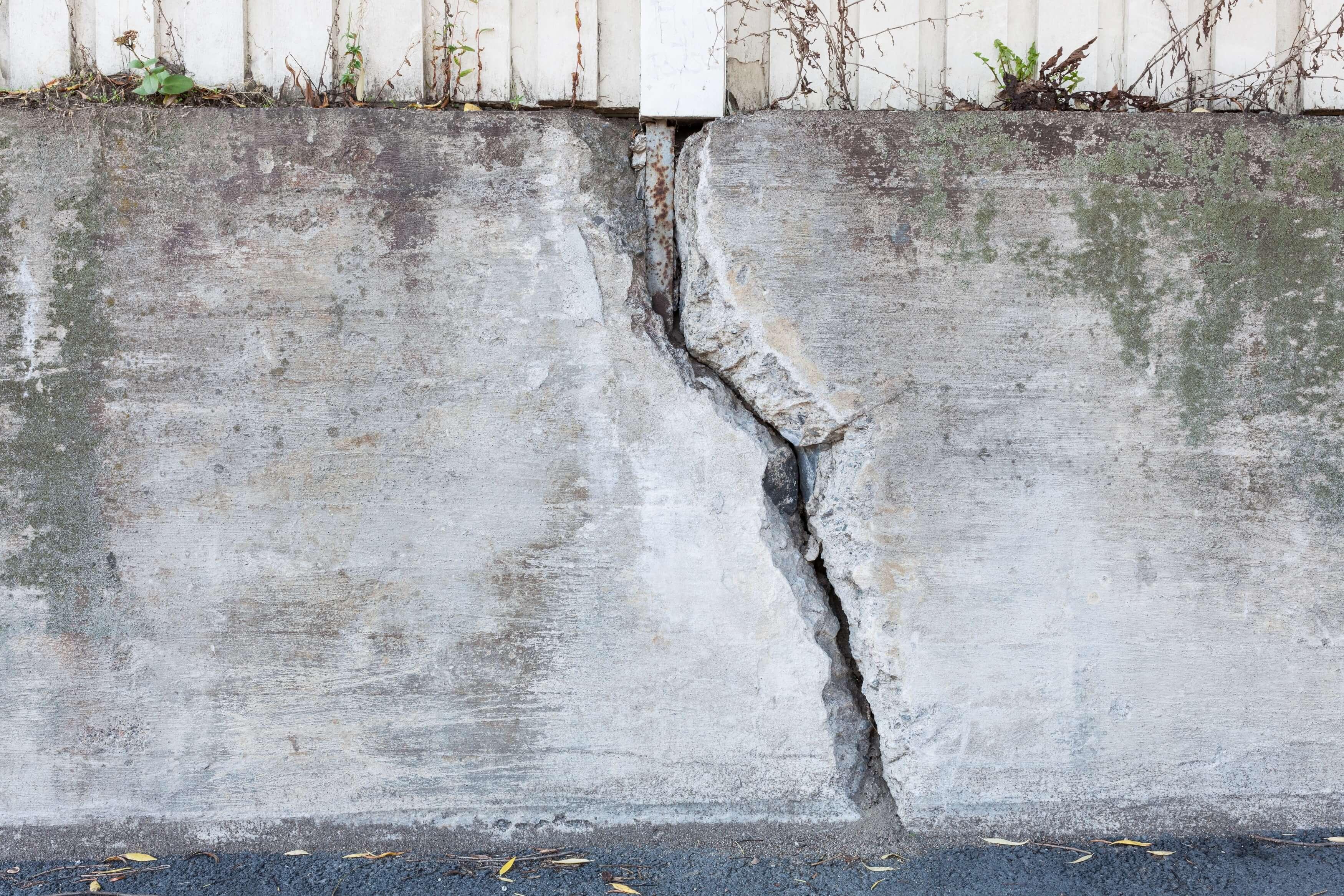 Concrete Crack Repair: What to Do