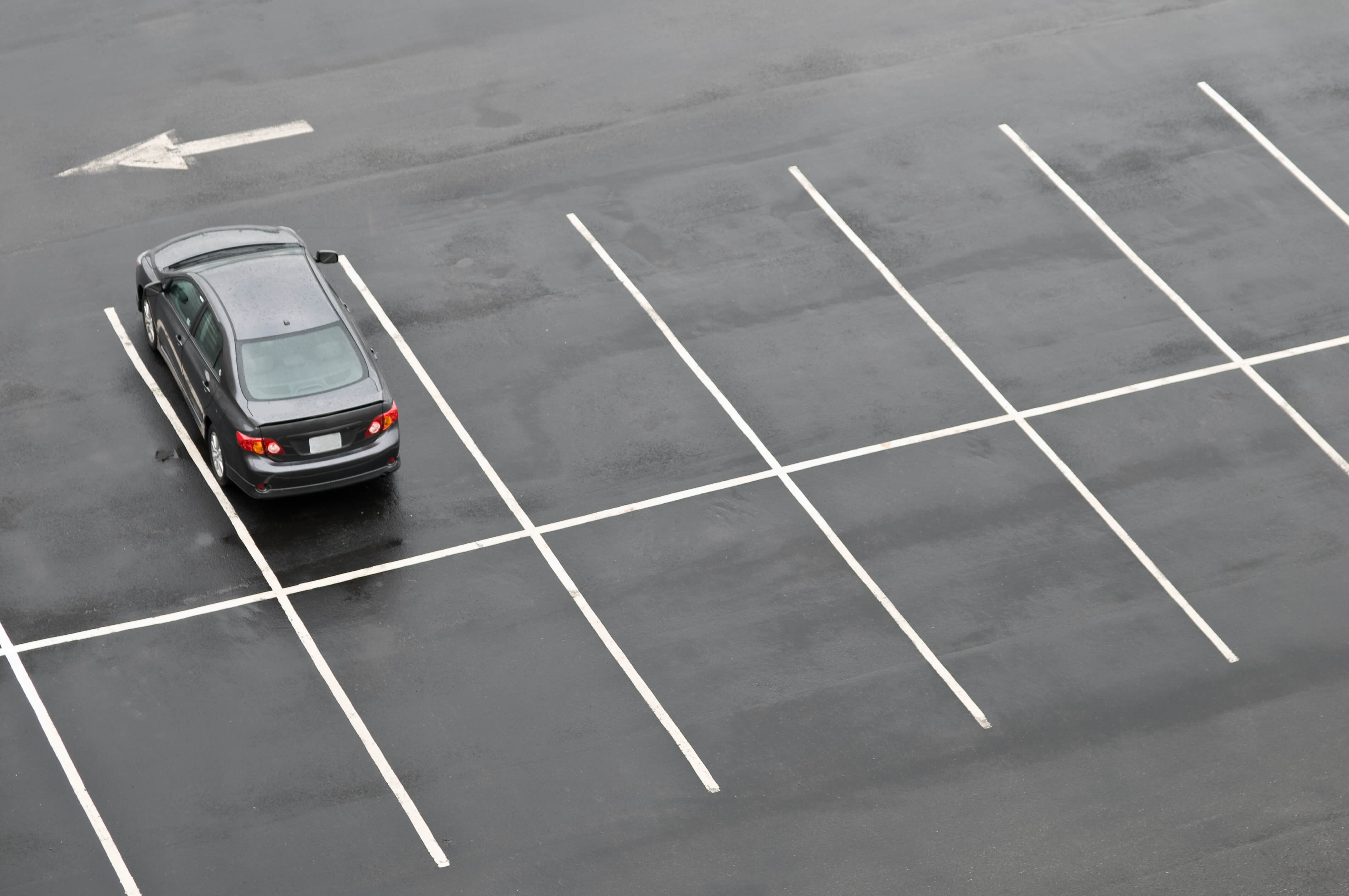 How to Keep Your Parking Lot Safe