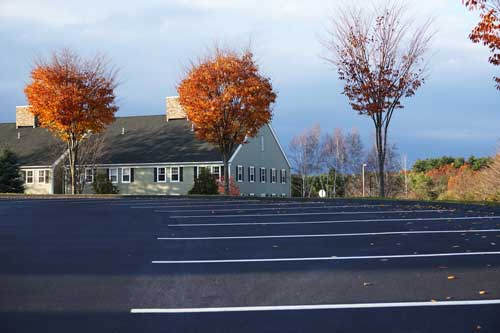 Parking Lot Paving Companies